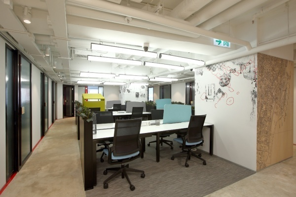Interior Design Urban Design & Build Hong Kong Urban Serviced Office 04