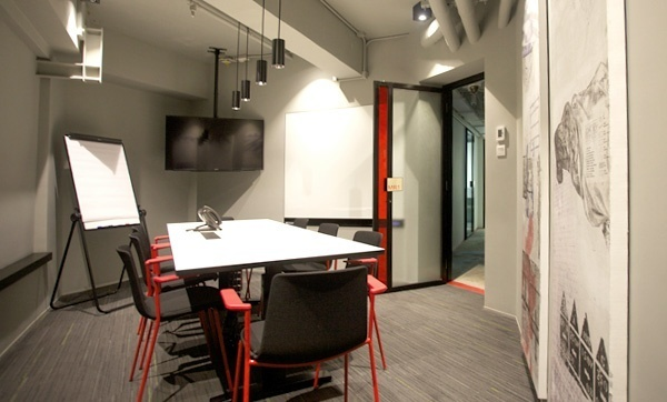 Interior Design Urban Design & Build Hong Kong Urban Serviced Office 07