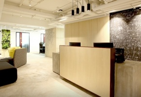 Interior Design Urban Design & Build Hong Kong Urban Serviced Office 01